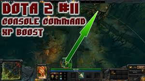 dota 2 tip 11 create an xp range indicator in the console command