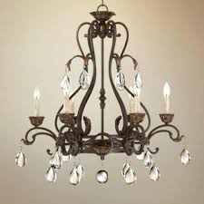 franklin iron works chandelier photo gallery of viewing amber within scroll 31 1 2 wide chande