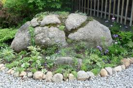 Small Picture Top 25 best Rock Gardens Landscaping Designs Rock Gardens