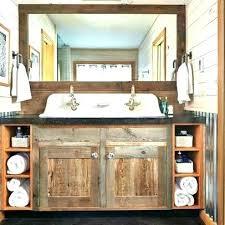 rustic bathroom ideas pinterest. Modren Rustic Small Rustic Bathroom Ideas Bathrooms Insanely Beautiful Barn Pinterest S For F