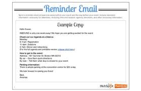 Email Reminder 7 Tips To Make Your Reminder Emails Successful Business 2