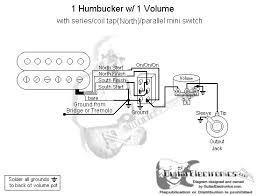 single humbucker volume wiring diagram single discover your single humbucker volume wiring diagram single wiring