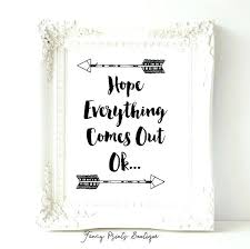 hope everything comes out bathroom wall bathroom print hope everything comes out bathroom wall bathroom print on bathroom wall art uk amazon with bathroom wall art cacacademy