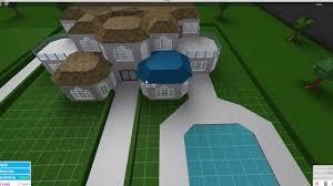 100000 House Roblox Bloxburg 100000 House Build Tutorial Multiplefloors