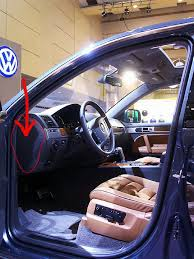 volkswagen touareg questions where is the light relay box where is the light relay box located