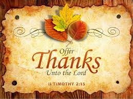 Religious Thanksgiving Wallpapers - Top ...