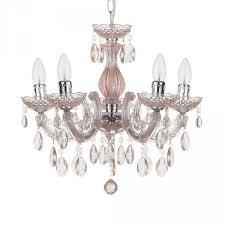 grace 5 light ornate chandelier temple webster