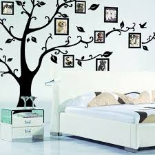family tree picture frame wall decor stickers large family tree wall decals 3d