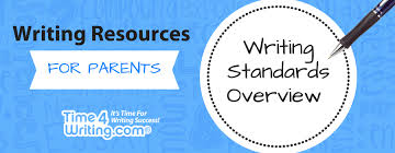 writing standards and test preparation timewriting writing standards overview