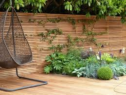 Winner Sichtschutz Aus Holz Gartenzaun Bauen Dekoration Lounge Mit