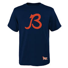 Chicago Bears Youth Gym Class T Shirt By Outerstuff