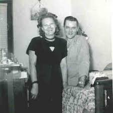 Bertha and Charles Morrison | Morrison, Bertha, Charles