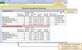 examples of personal budgets excel budget summary template