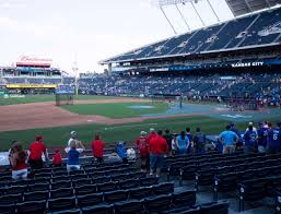 Kauffman Stadium Section 118 Seat Views Seatgeek