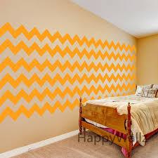 diy chevron stripes wall stickers decorative chevron wall decals