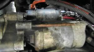 6 0l powerstroke starter removal