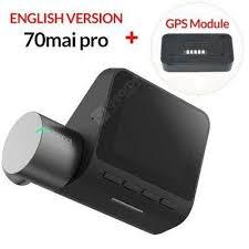 Mi 70mai Pro <b>Dash Cam</b> 1944P GPS ADAS For Car DVR Camera ...