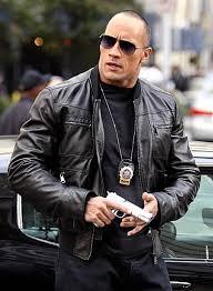 dwayne johnson the other guys leather jacket