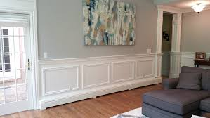 painting baseboard heat covers images