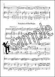 Bach For Trombone Bass Clef Sheet Music Book 8 74