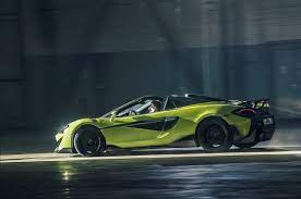 2560x1700 McLaren 600LT Spider Car ...
