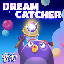 Dream Catcher is live today and it's a... - Angry Birds Dream Blast