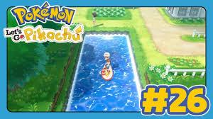 Auf zur Zinnoberinsel - 🌎 #26 - Pokemon Lets Go Pikachu [Switch] [Facecam]  | Pikachu, Pokemon, Pokemon fangen