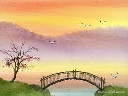 best 25 easy landscape paintings ideas