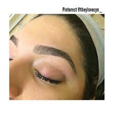 deletefeelings makeup eyebrowseyebrow
