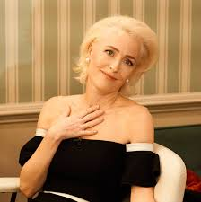 Gillian anderson dana scully illinois x files manequin beautiful people beautiful women bollywood david duchovny. Gillian Anderson On Playing Margaret Thatcher In The Crown Tatler