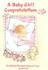 A Baby Girl Congratulations Ps 91 11