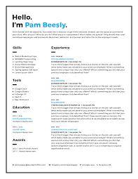 Resume Template Modern Resume Resume Pdf Cv Template