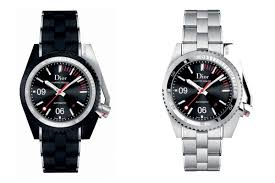 dior homme chiffre rouge d01 d02 42mm watches highsnobiety