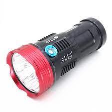 20000 lümen ışık Kral 10T6 LED flash lambalı 10 x XM L T6 LED El Feneri  Torch Lamba Işık Avcılık Kamp Için lumen light light for huntingled  flashlamp - AliExpress