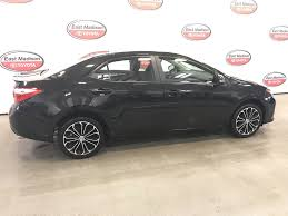 2016 Used Toyota Corolla 4dr Sedan CVT S Special Edition at East ...