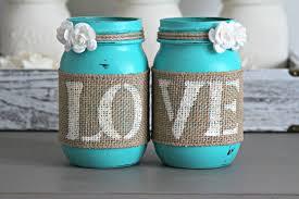 Turquoise Decorative Accessories Rustic Engagement GiftWedding GiftBridal Shower DecorGift 4