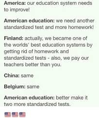 America Our Education System Needs To Improve American