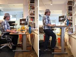 standing office table. Affordable Small Space Standing Desk? Office Table B