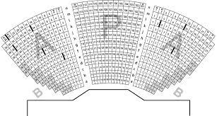segerstrom seating chart