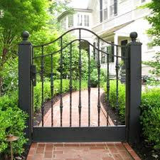 Small Picture Japanese Garden Gate Design Well Suited Wrought Iron Garden Gate