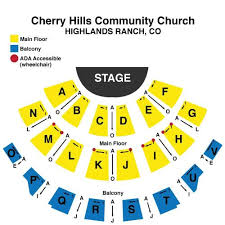 Tickets Chc Roar Featuring Matthew West Cherry Hills