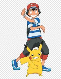Pokémon Sun and Moon Ash Ketchum Misty Brock Pikachu, pikachu, fictional  Character, shoe png