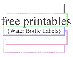 Water Bottles Templates 004 Template Ideas Free Water Bottle Unforgettable Templates