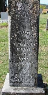 Rhoda Knapp McCabe (1816-1894) - Find A Grave Memorial