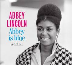 24736 - ABBEY LINCOLN - Abbey is Blue - Jazz Images