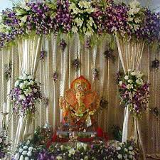 exquisite ganesh chaturthi decoration gift exquisite ganesh