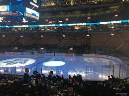 Acc Seating Chart Leafs Scotiabank Arena Section 117 Toronto Maple Leafs
