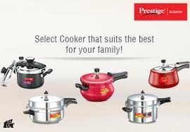 Saucepan Size Chart Buy Pressure Cookers Online At Best Price Prestige Xclusive