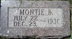 Montie Blair Dettmann (1931-1931) - Find A Grave Memorial