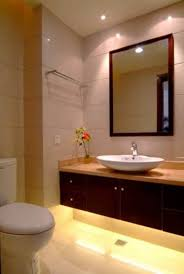 small bathroom light fixtures recessed lighting over vanity with vessel sink and led lighting under vanity